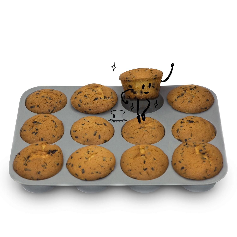 Muffins fliegen förmlich aus der Form
