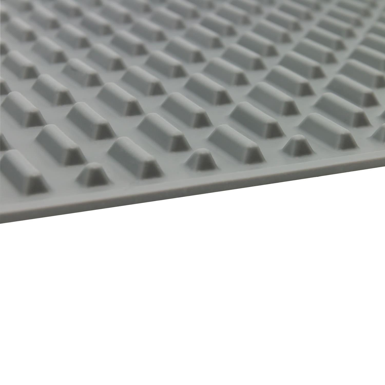 Pyramiden Backmatte mit Noppen