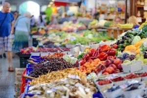 Gemüsemarkt unverpackt