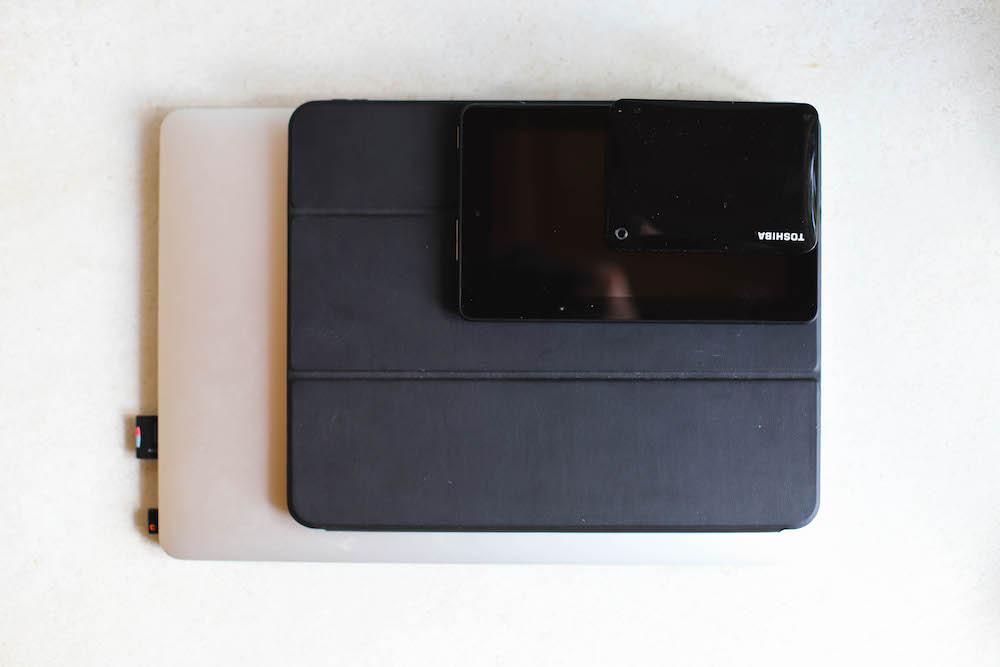Tablet Laptop E-Book