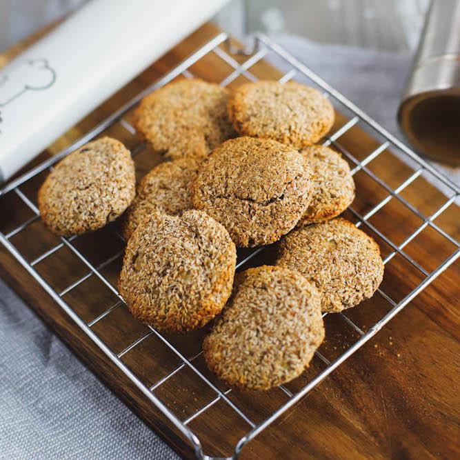 Vegane Low Carb Kekse